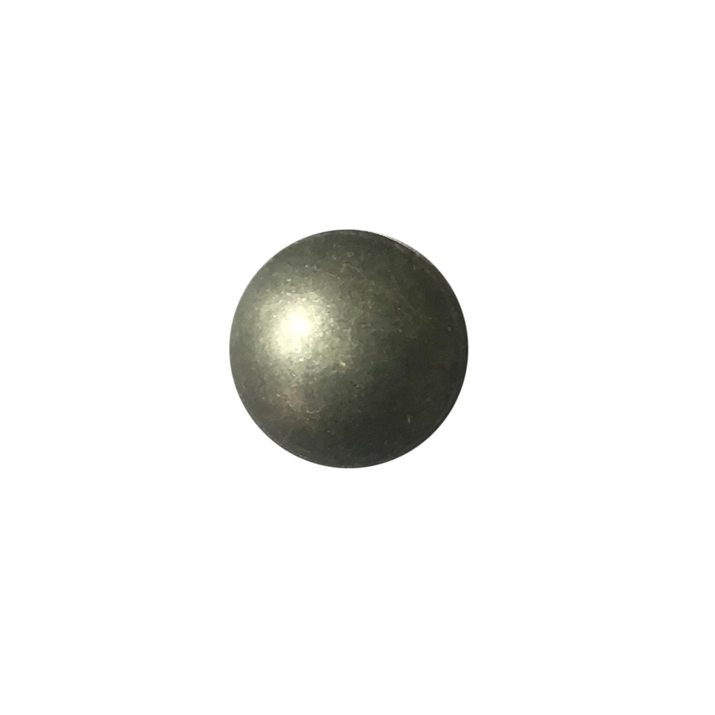 1000 Clous Tapissiers Noir Mat 11mm Perle Fer
