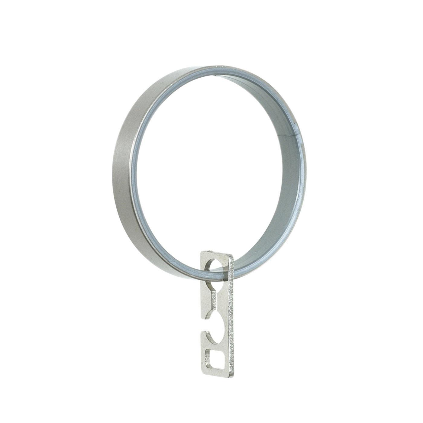 Houl s 6 anneaux 35mm lucia prisma melia 63791 32 for Tringlerie porte fenetre