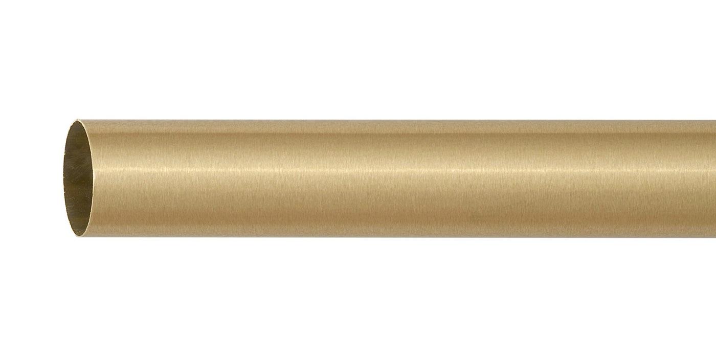 houl s tube laiton massif 25mm 240cm palace laiton. Black Bedroom Furniture Sets. Home Design Ideas
